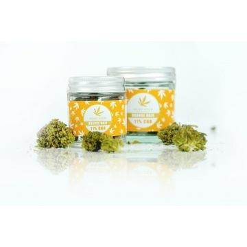 Nowość!!! Susz konopny CBD 11% Orange Haze Premium