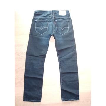 Spodnie męskie jeansowe Levis 504 Straight W32/L32