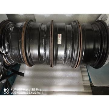 Felgi stalowe 6 1/2 J 15H2 czarne 5x110
