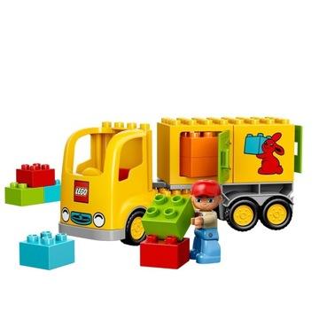 -= LEGO DUPLO 10601 - CIĘŻARÓWKA =-