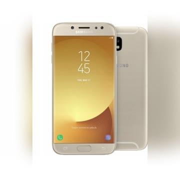 Samsung J5 2017 Lte Gold Złoty 16GB