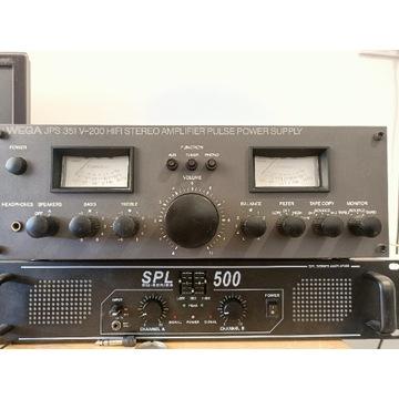 Wzmacniacz Stereo WEGA JPS 351V-200