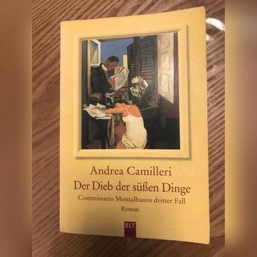 Der Dieb der suessen Dinge - Andrea Camilleri