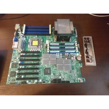 Supermicro X8DTH-iF/Xeon e5540/6GB RAM/Chłodzenie