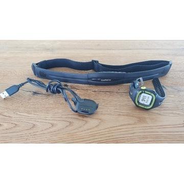 GARMIN Forerunner 15 GPS z czujnikiem tętna HRM