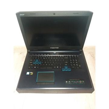 Acer Predator Helios 500 i7 17-144Hz512SSD GTX1070