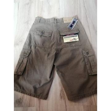 Spodnie męskie jeans wojskowy 30 L