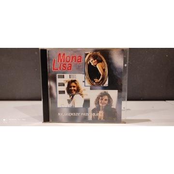 Mona Lisa Największe przeboje cd disco polo Unikat