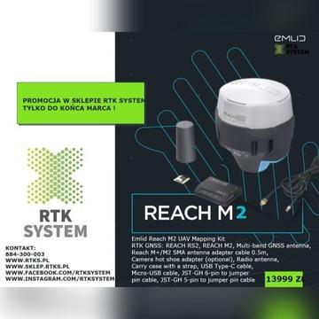 EMLID Reach M2 UAV Mapping Kit