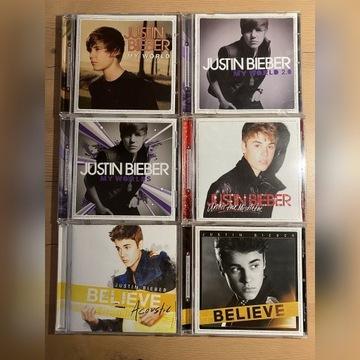 Płyty Justin Bieber dyskografia płyta mistletoe