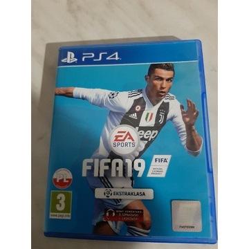 LICYTACJA OD 14.99 FIFA 19 ps 4