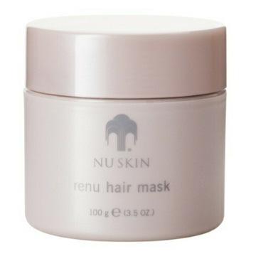 ReNu Hair Mask maska z keratyną do włosów Nu skin