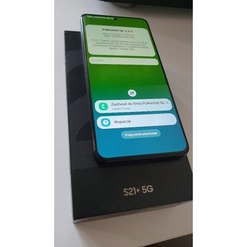 Smartfon Samsung Galaxy S21+ 8 GB / 256 GB czarny