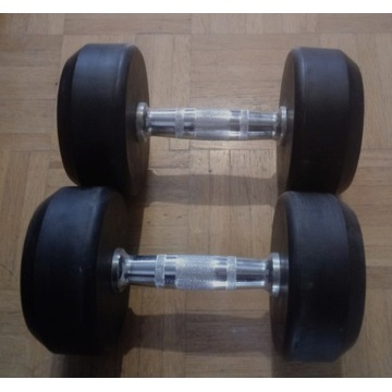 Hantle Men's Health Elite Active+ 2 x 12 kg UNIKAT