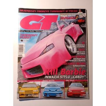 Magazyn GT Tuning Car Audio Grudzień 2006 Plakat