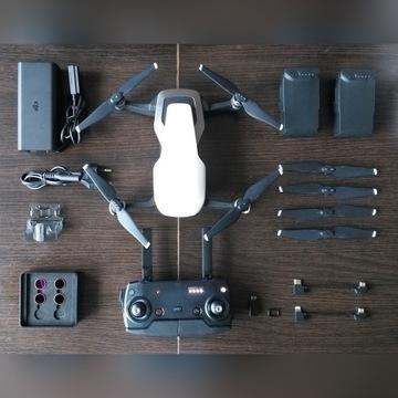 Dron DJI MAVIC AIR | dużo dodatków | 2x bateria