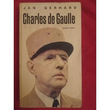 Charles de Gaulle - Jan Gerhard