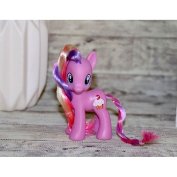 My Little Pony Cupcake superunikat kucyk z USA