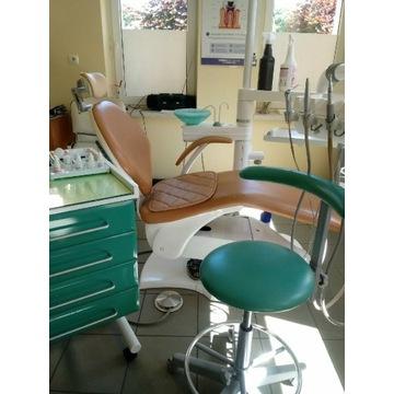 Pilnie sprzedam unit stomatologiczny fotel