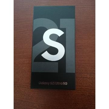 Samsung Galaxy S21 Ultra 5G 128GB Srebrny Kolor