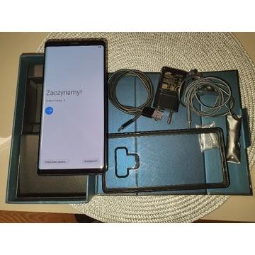 SAMSUNG GALAXY NOTE 9 128 GB SM-N960F CZARNY