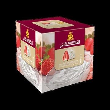 strawberry with cream al fakher 1kg