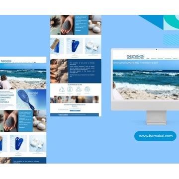 zaprojektowanie i stworzenie sklepu www -NA START
