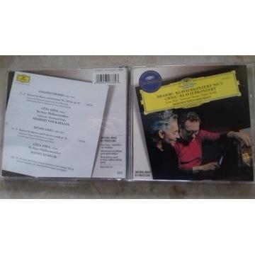 Brahms Klavierkonzert no. 2 Grieg Klavierkonzert