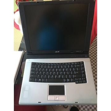 Dwa laptopy FS Amilo 1650G/Acer TM 2304Li USZKODZ