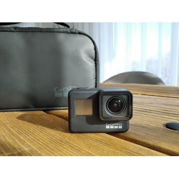 GoPro Hero 7 Black kamerka akcesoria zestaw