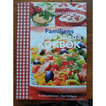 Książka kulinarna po szwedzku