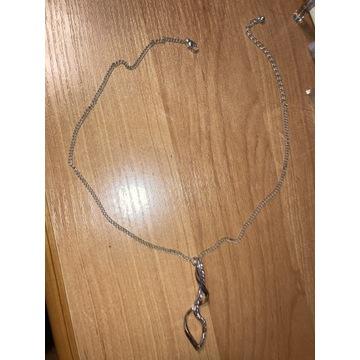 Łańcuszek z zawieszką 51 cm