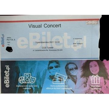 Visual Concert - muzyka filmowa 2 bilety na 03.10