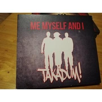 Płyta CD Me, myself and I