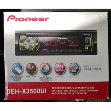 Radioodtwarzacz PIONEER DEH-X3500UI  100% sprawny