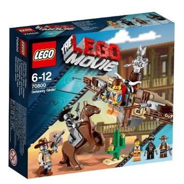 "LEGO 70800, LEGO MOVIE ""Ucieczka Szybowcem"""