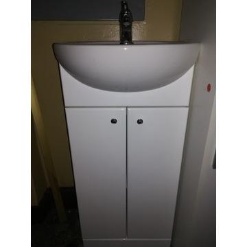 szafka w umywalką- 40cm