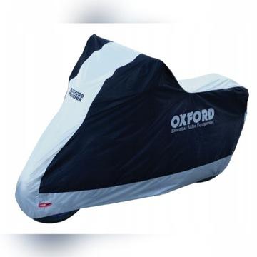 POKROWIEC PLANDEKA SKUTER MOTOR OXFORD AQUATEX L