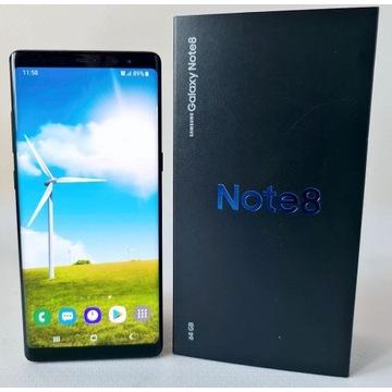 Samsung GALAXY NOTE 8  FDGE SM-N950F 64GB