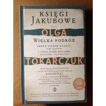 Księgi Jakubowe Olga Tokarczuk NOWA