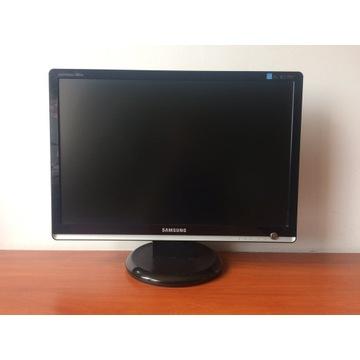 Monitor Samsung syncmaster 226bw+ Kabel zasilający