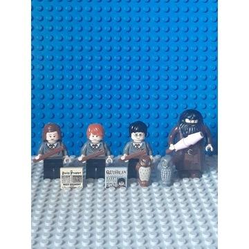 Zestaw 4 figurek Lego Harry Potter z 4738