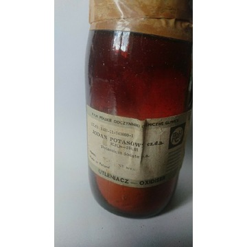 Jodan potasu cz.d. a. 250 g.