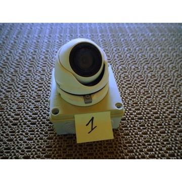 MONITORING zestaw HIKVISION kamery i rejestrator