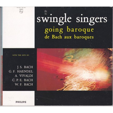 Swingle Singers / Bach Handel Vivaldi / Philips