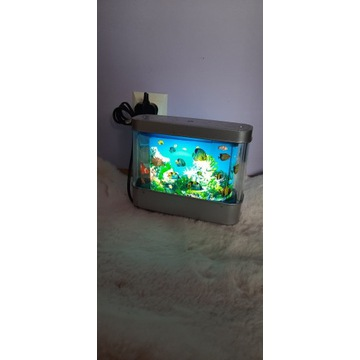 Lampka akwarium dla dzieci