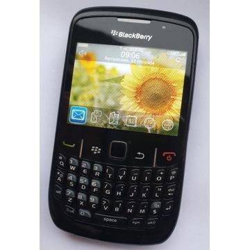 BlackBerry Curve 8520 - sprawny, bez simlocka