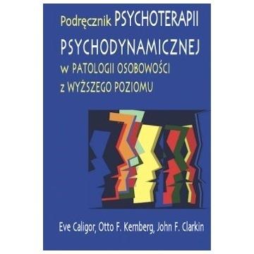 Podręcznik psychoterapii psychodynamicznej NOWA