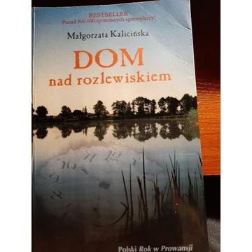 III tomy ksiązki Małgorzaty Kalicińskiej