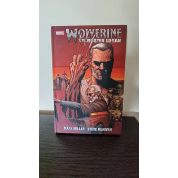 Wolverine: Staruszek Logan i Avengers przewodnik